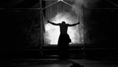 """Pieśń o Św. Franciszku"", Teatr A,, reż. Mariusz Kozubek, fot. Adam Miozga"