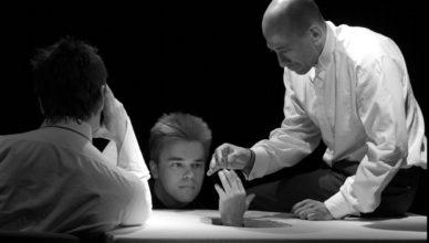 """""""Sekstet, trzy duety i spinka"""", Teatr Academia, fot. Robert Rzadkiewicz"""