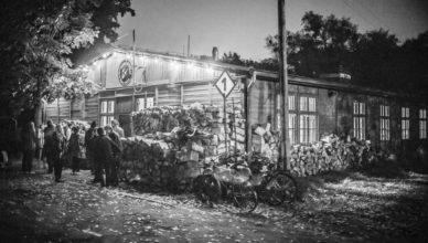 Barak przy ul grunwaldzkiej 55 fot. M. Zakrzewski
