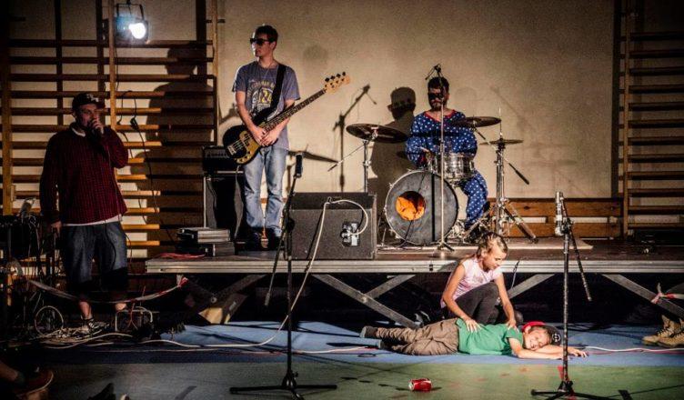 Teatr Realistyczny - Projekt Widokowisko